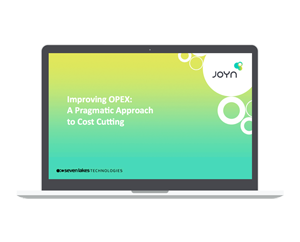Improving OPEX: A Pragmatic Approach to Cost Cutting