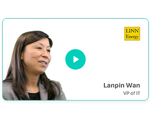 Lanpin Wan, VP of IT