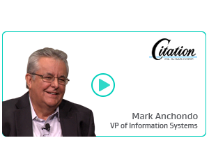 Mark Anchondo, VP of Information Systems at Citation Oil and Gas