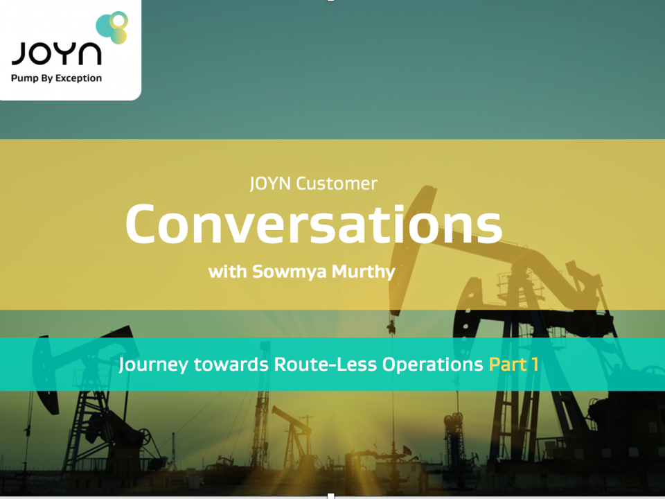 Journey towards Route-Less Operations - Part 1