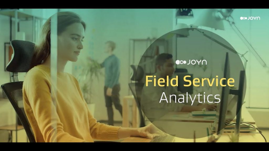 JOYN Field Service Analytics Demo