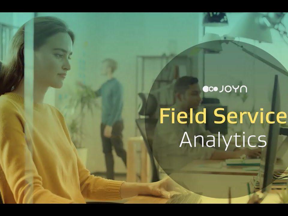 Field service analytics