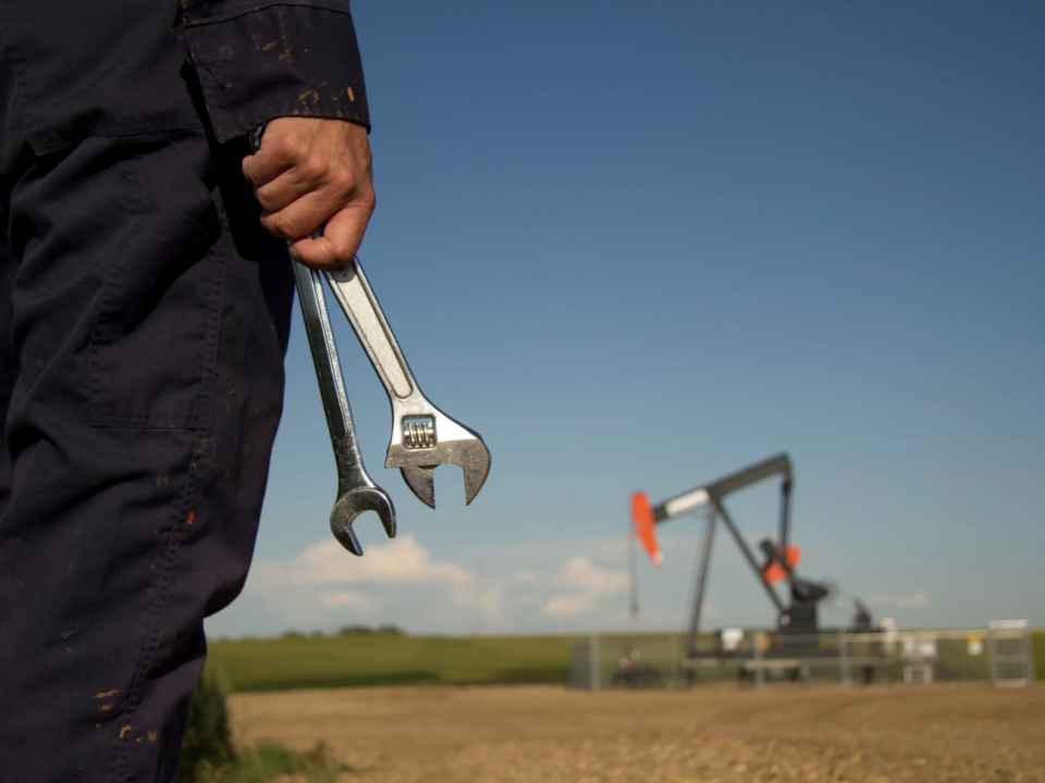 Oil and Gas Field Service Management