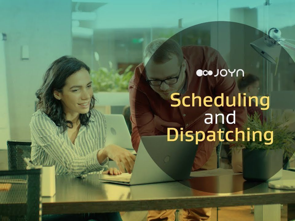 Scheduling and dispatching demo