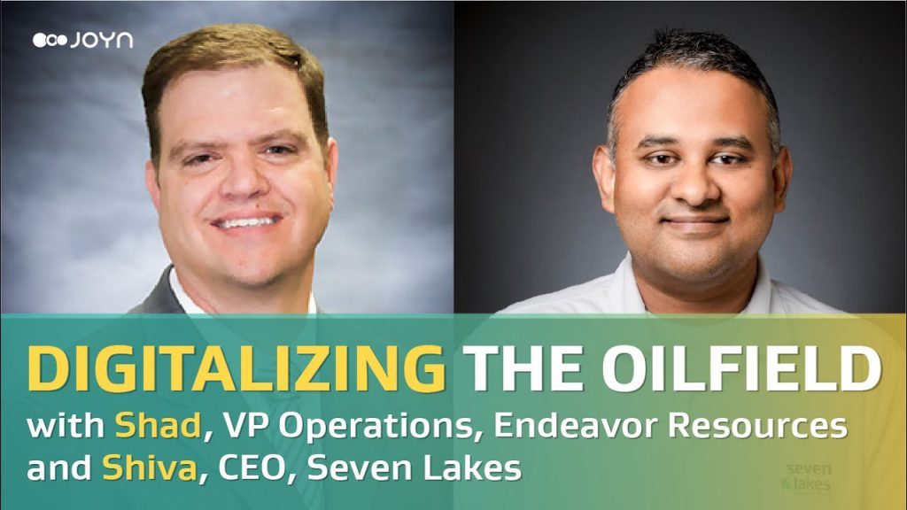 Opportunities in Digitizing the Oilfield