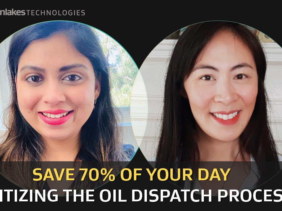 Digitizing the oil dispatch process