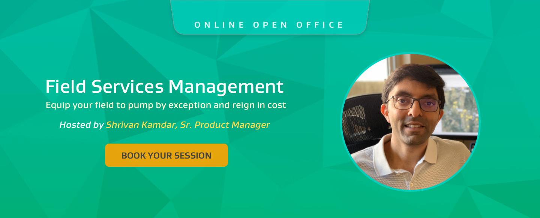 open office - field service management