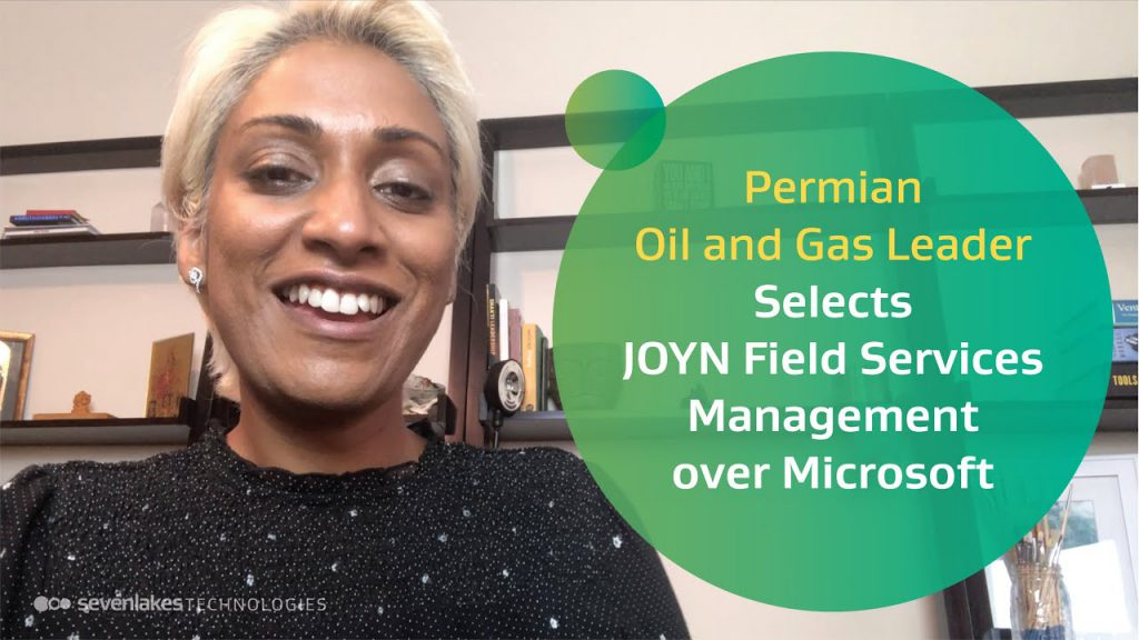 Permian Oil and Gas Leader Selects JOYN Field Service Management over Microsoft