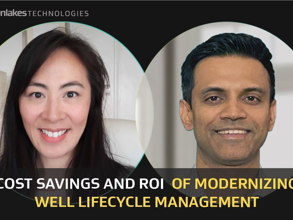 Oil Well Life Cycle Management: Cost Savings and ROI of Modernizing WLM