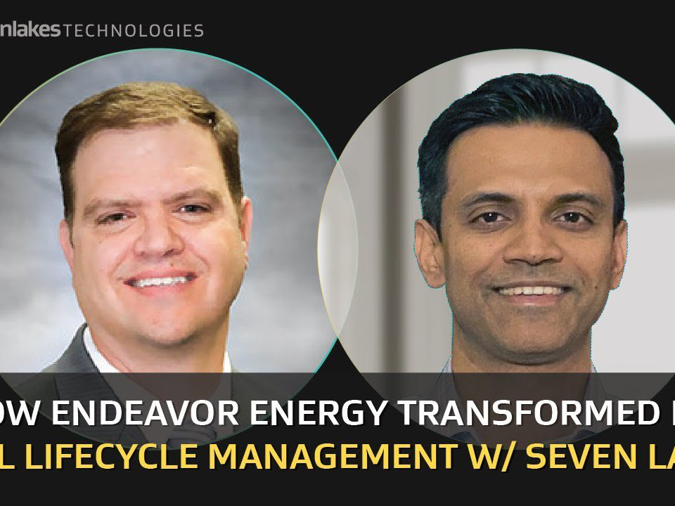Endeavor Energy Transformed Its Well Lifecycle Management