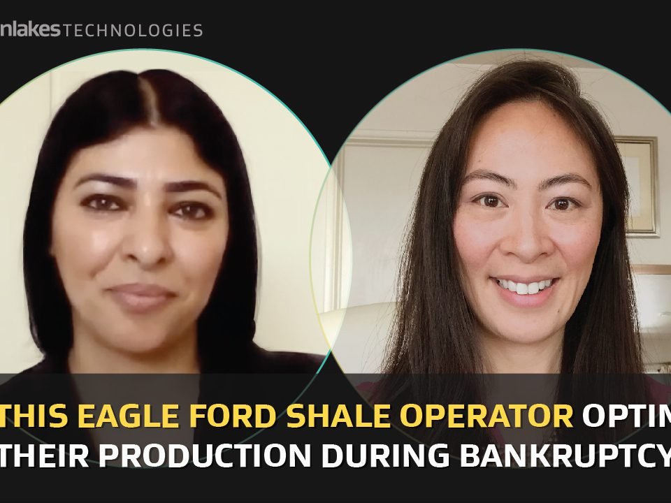 How this Eagleford Shale Operator Optimized their Production During Bankruptcy