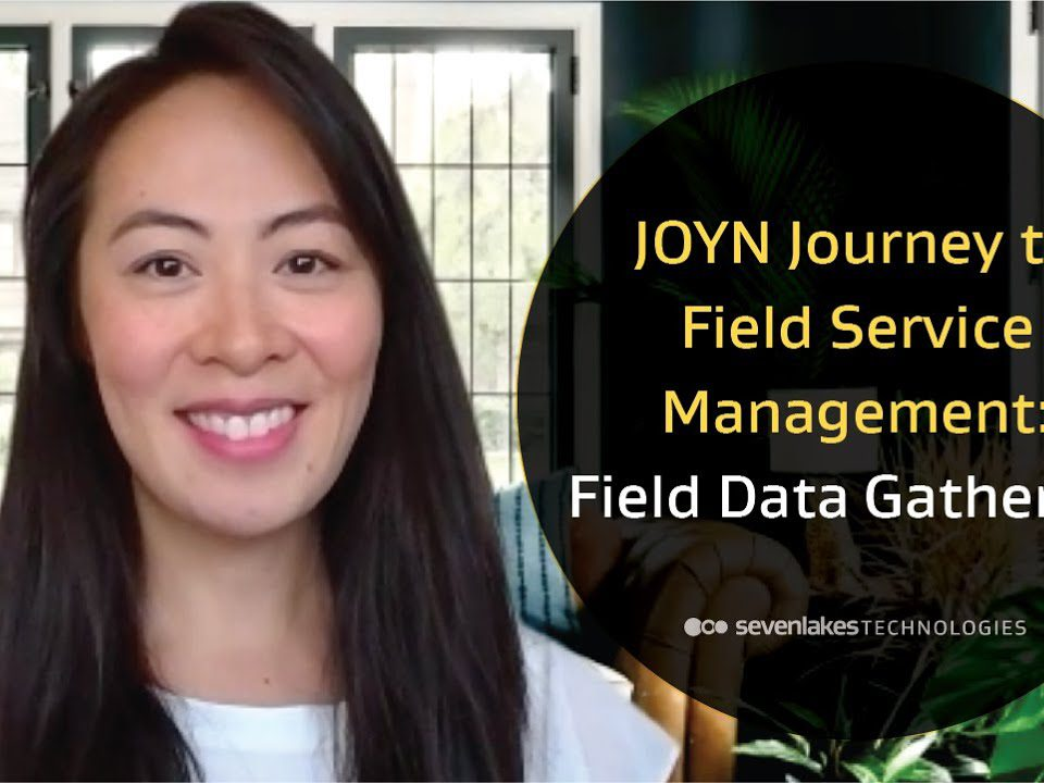 JOYN Journey to Field Service Management
